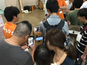 We are exhibiting at Maker Faire Tokyo 2018